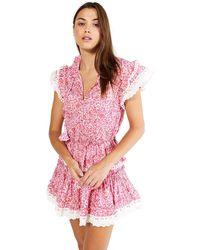 MISA Los Angles Los Angeles Lillian Dress - Pink