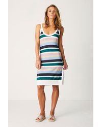 Suboo - Paradiso Knit Tank Dress - Lyst