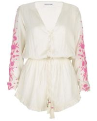 Pampelone - Ponnant Playsuit - Lyst