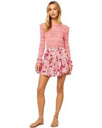 MISA Los Angles Los Angeles Marion Skirt - Multicolor