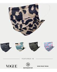 Sanctuary 5 Pack Fashion Ppe Masks - Multicolor