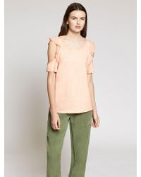 Sanctuary Clothing - Crescent Tee - Lyst