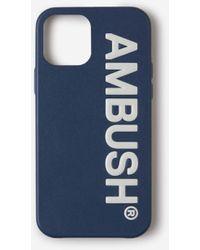 Ambush Funda Iphone 12 PRO - Azul