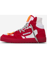 Off-White c/o Virgil Abloh Sneakers Off-Court 3.0 Ante - Rojo