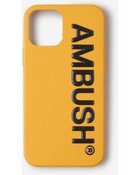 Ambush Funda Iphone 12 PRO - Naranja
