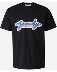 Givenchy Camiseta Logo - Negro