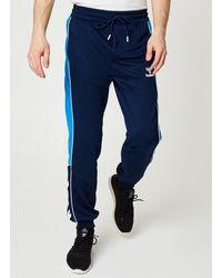 Hummel Hmllian Regular Pants - Selectionné - Bleu