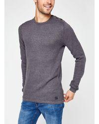 Blend BHNAGA Pullover - Gris