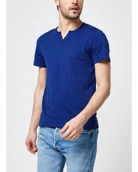 Harris Wilson Tee-Shirt Hugue - Azul
