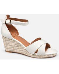 I Love Shoes DOVE - Blanc