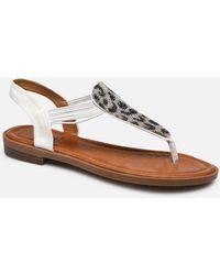 I Love Shoes FITOU Size + - Blanc