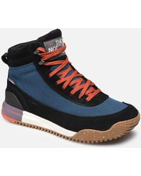 The North Face M Back-To-Berkeley Iii Textile Wp - Bleu