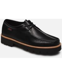 G.H. Bass & Co. Wallace WMN Two-Eye Tie Shoe - Negro