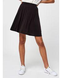Pieces Pckamala Skirt - Noir
