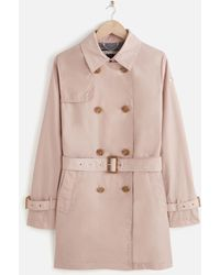 Geox Airell Trench - Rosa
