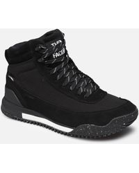 The North Face M Back-To-Berkeley Iii Textile Wp - Noir