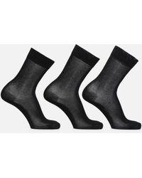 """Sarenza Wear Socken """"Pack scotty"""" - Schwarz"""