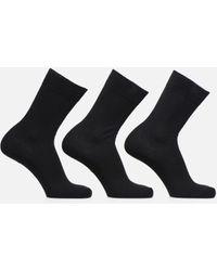 """Sarenza Wear Socken """"Pack charles"""" - Schwarz"""