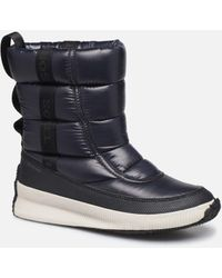 Sorel Out N About Puffy Mid - Noir