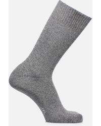 Doré Doré Socken DOUCEUR - Grau