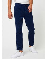 Harris Wilson Pantalon Turenne - Azul