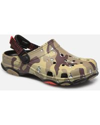 Crocs™ Classic All Terrain Desert Camo Clg M - Multicolor