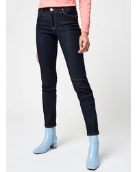 Lee Jeans Marion Straight - Azul