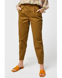 Object Objroxane Ankle Jeans - Marrón