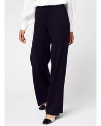 Vero Moda Vmpressy Nw Pants Ga - Noir