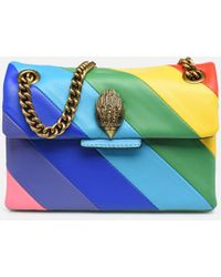Kurt Geiger MINI KENSINGTON S BAG - Multicolore