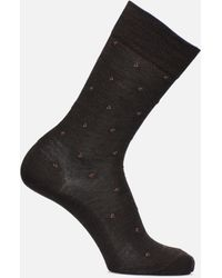 Sarenza Wear Socken Losanges - Braun