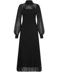 Sass & Bide Fade On It Dress - Black