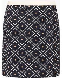 Sass & Bide - The Jacquard Skirt - Lyst