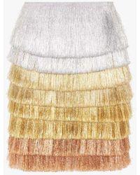 Sass & Bide Before The Storm Skirt - Multicolour
