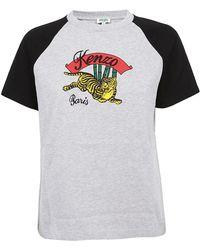 KENZO - Jumping Tiger T-shirt - Lyst
