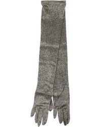 Dries Van Noten - Glittery Gloves - Lyst