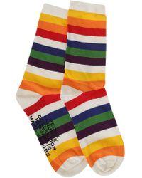 Marc Jacobs The Rainbow Socks - Multicolour