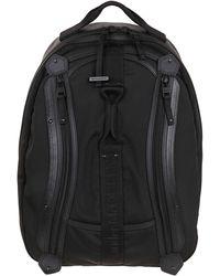 Alexander McQueen Logo Tape Backpack - Black