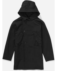 Saturdays NYC - Ty Double Breasted Parka - Lyst