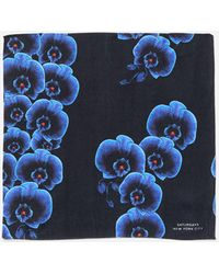 Saturdays NYC - Orchid Handkerchief - Lyst