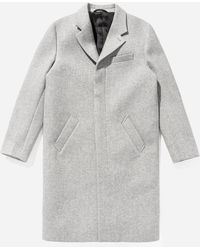 Saturdays NYC - Morgan Wool Coat - Lyst