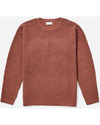 Saturdays NYC - Everyday Horizontal Sweater - Lyst
