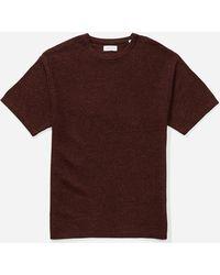 Saturdays NYC - Wade Paper Yarn Sweater - Lyst