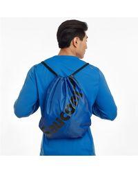 Saucony String Bag - Blue
