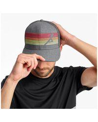 Saucony Trucker Hat - Gray