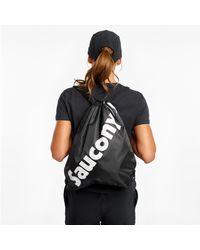 Saucony String Bag - Black