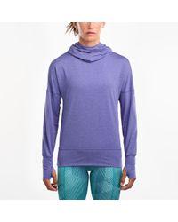 Saucony Run Strong Hoodie 2.0 - Purple