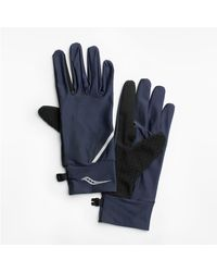 Saucony Fortify Liner Glove - Blue