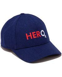 Saucony Hero Hat - Blue