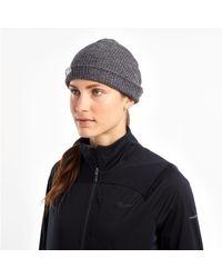 Saucony Cooldown Knit Beanie - Black